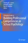 Building Professional Competencies in Scholl Psychology