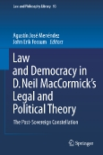 Law and Democracy in   D. Neil MacCormick's Legal and   Political Theory